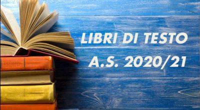 BANDO PER L'EROGAZIONE DEI CONTRIBUTI RELATIVI ALL'ACQUISTO DEI LIBRI DI TESTO PER L'A.S. 2020/2021